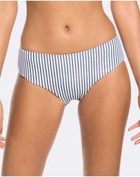 Roxy - Womens Softly Love Mid Waist Separate Bikini Pant
