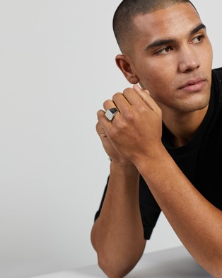 Icon Brand Rings