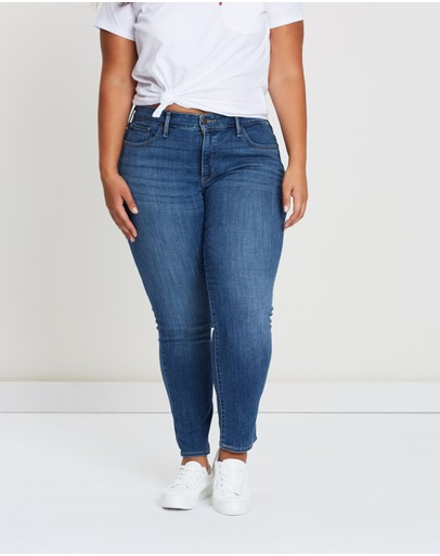 Levi's Plus - 311 Shaping Skinny Jeans