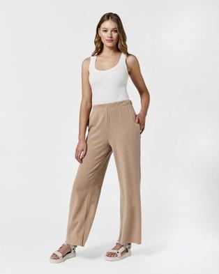 MVN Woodfire Pants - Pants (Camel)