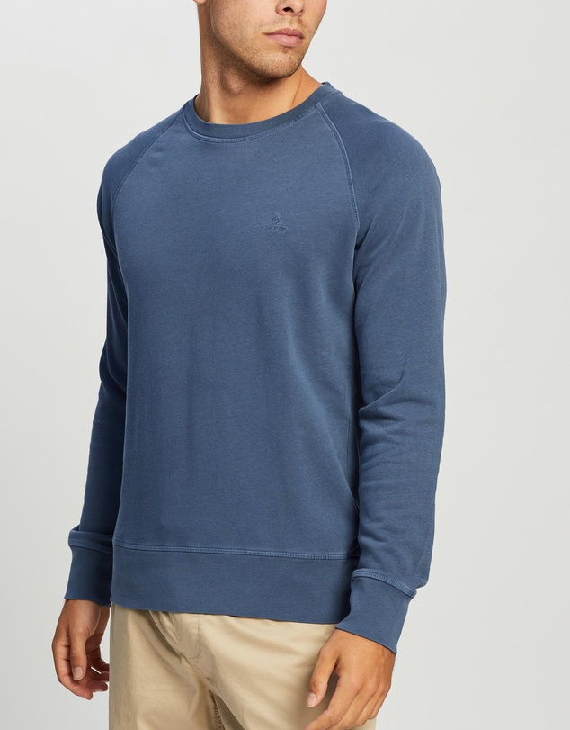Gant - Sunbleached Crewneck Sweater