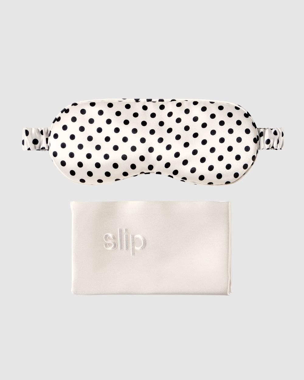 Slip Beauty Sleep Collection White/Black