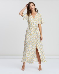 Miss Selfridge Petite - Jessica Ditsy Maxi Dress