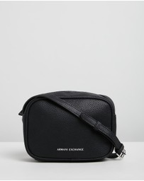 Armani Exchange - Camera Case Cross-Body Bag