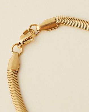 PETA AND JAIN Logan - Jewellery (Gold)