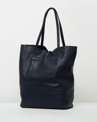 BEE Monica Navy - Handbags (Navy)