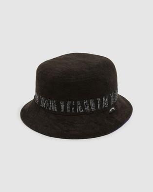Billabong Hyper Vualt Revo Bucket Hat - Hats (BLACK)