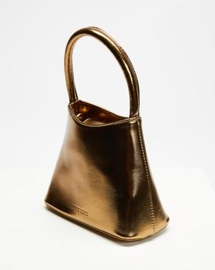 Brie Leon The Mini Chloe - Handbags (Metalic Gold)