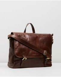 Republic of Florence - Helsinki Messenger Bag