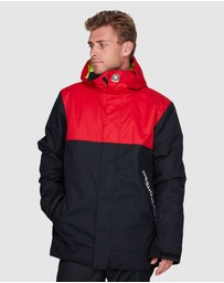 DC Shoes - Mens Defy Snow Jacket
