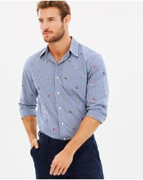 Polo Ralph Lauren - Standard Fit Cotton Shirt