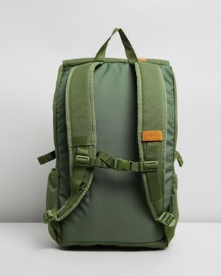JanSport Hatchet Backpack - Outdoors (New Olive)