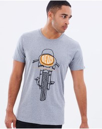 Deus Ex Machina - Frontal Matchless Tee