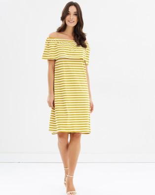 Lincoln St – The Bardot Dress