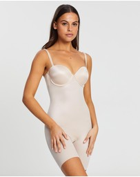 Spanx - Suit Your Fancy Strapless Cupped Bodysuit