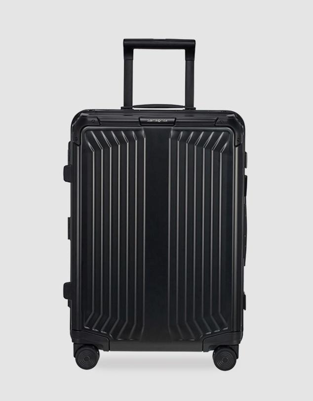 Women Lite-Box 55cm Spinner Suitcase