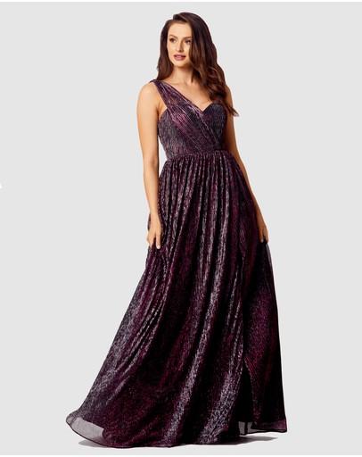 Tania Olsen Designs Madeline Formal Dress Grape