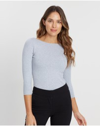 Forcast - Marissa V-Back Top