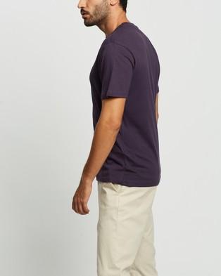 Ben Sherman - Signature Target Tee T-Shirts & Singlets (Purple)