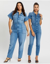 Good American - Fit For Success Jumpsuit