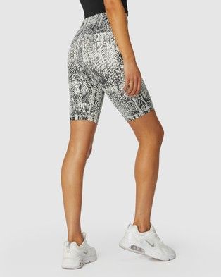 L'urv Luminosity Bike Shorts - Shorts (White)