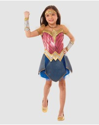 Rubie's Deerfield - Wonder Woman Premium Costume - Kids