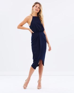 Cooper St – Exclusive Dress – Dresses (Navy)