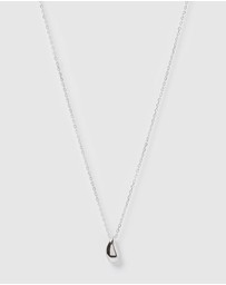 Izoa - Rain Drop Necklace