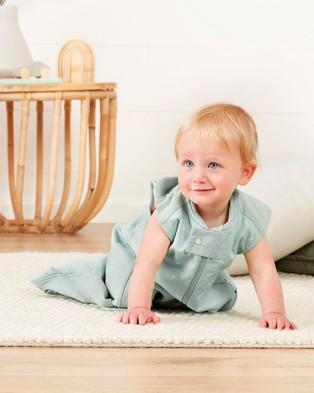 ergoPouch Sheeting Sleeping Bag 0.3 TOG   Babies - All onesies (Sage)