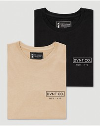 DVNT - 2 Pack NYC Tee