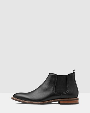 AQ by Aquila - Lucca Chelsea Boots (Black)