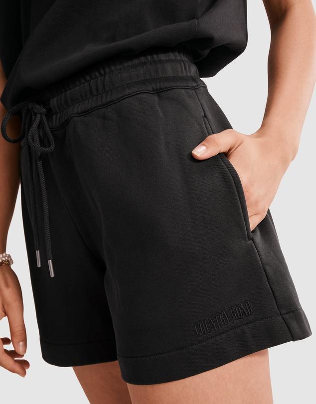 Women Verified Australian Cotton Heritage Sweat Short
