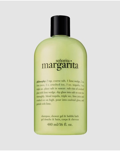 Philosophy - Senorita Margarita Shampoo, Bath and Shower Gel 480mL
