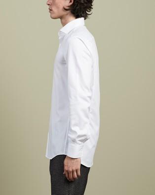 BOSS Jason Shirt - Shirts & Polos (White)