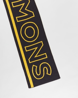 Mons Royale Team Scarf - Scarves & Gloves (Iron & Gold)