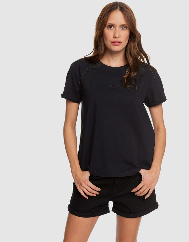 Roxy - Womens Surfing In Rhythm T Shirt