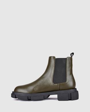 St Sana Sutton Boots - Boots (Khaki)