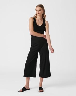 MVN Brixton Culottes - Pants (Black)