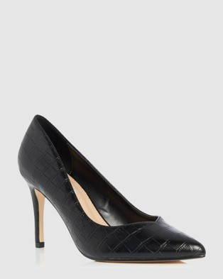 Dune London - Alexxis Di All Pumps (Black)
