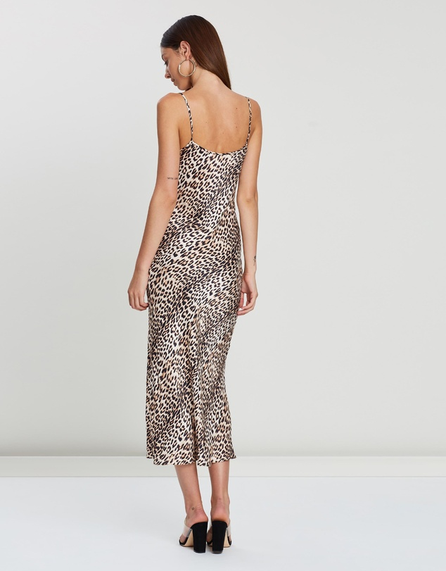Bec & Bridge - Feline Midi Dress