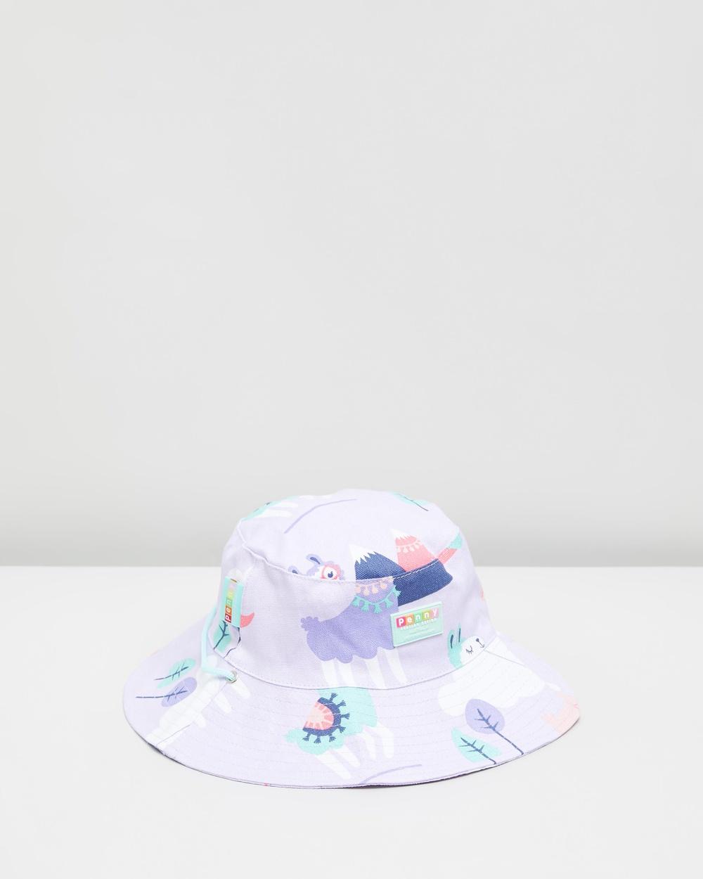 Penny Scallan ?Bucket Hat Hats Loopy Llama