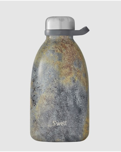 S'well - Roamer Patina Collection 1900ml Golden Fury