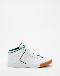 Converse - Chuck Taylor All Star High Street Synthetic Leather - Men's