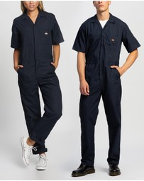 Dickies - 33999 Short Sleeve Coveralls