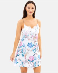Homebodii - Boho Slip Dress