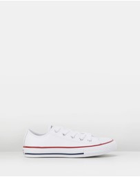Converse - Chuck Taylor All Star Ox Leather Youth
