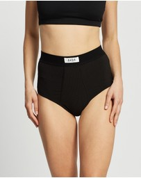 Dazie - Lounge About High Waisted Briefs