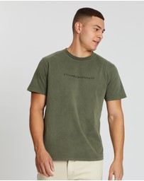 Thrills - Dril Embroidered Merch Fit Tee