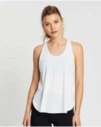 Nimble Activewear - Mesh Back Tank