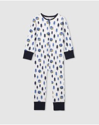 Milky - Forest Sleep Onesie - Kids